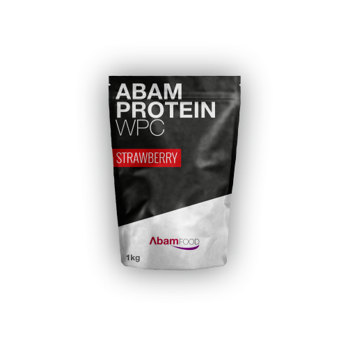 Abam protein WPC Strawberry