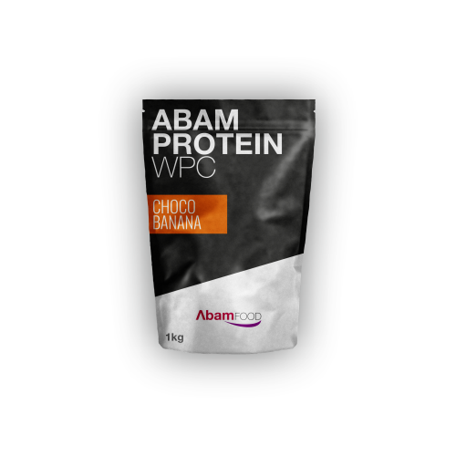 Abam protein WPC Choco Banana